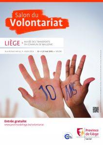 Salon du Volontariat 2018 @ Musée des Transport de Wallonie | Liège | Wallonie | Belgique