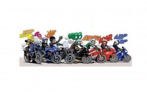 Balade motos @ Salle Amon Nos Autes - Cahottes